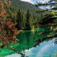 четвертое озеро :: Константин Шабалин