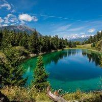 третье озеро :: Константин Шабалин