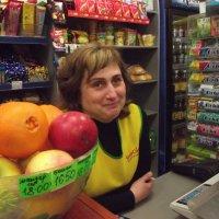 продавцов из магазина Темп с новым годом,Олечки привет! :: Роза Бара