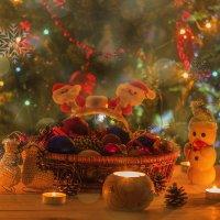 Новогодний. :: Альмира Юсупова