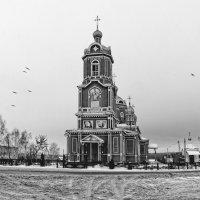 Церковь Николая Чудотворца :: герасим свистоплясов