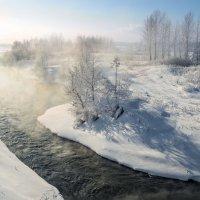 Морозный полдень :: Владимир Шамота