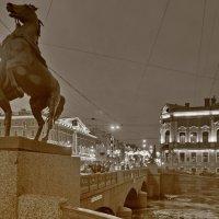 Вечерний Петербург :: Алексей Михалев