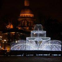 зимний фонтан :: Владимир