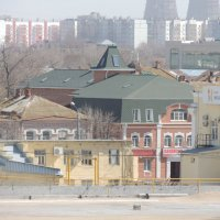 Астраханский порт :: Евгения Чередниченко