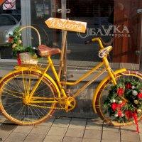 Праздничный велосипед :: Нина Бутко