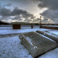 Зимний вечер :: Алексей Говорушкин