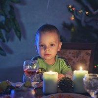 Бокальчик за новый год :: Андрей Майоров