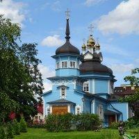 Церковь Дмитрия Солунского в Петербурге :: GalLinna Ерошенко