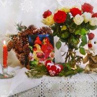 И праздник волшебный продлится весь год! :: Валентина Колова