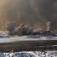В холодный день... :: Александр Попов