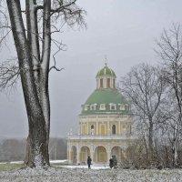 Подмоклово - Храм Рождества Богородицы. 1714 г. :: Вячеслав
