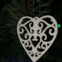 Кружевное сердце... :: Анна Шишалова