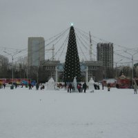 С Новым годом! :: Радмир Арсеньев