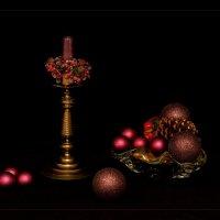Домашний натюрморт. С Новым годом! :: Юрий