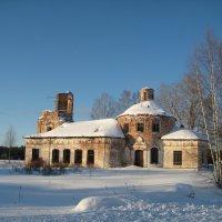 Церковь Петра и Павла. :: Алексей Хохлов