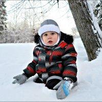 Где ты Дед Мороз? :: Leonid Rutov
