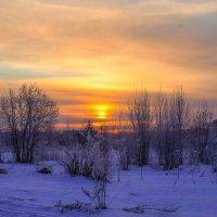 Зимний вечер :: Анатолий