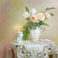 Нежность роз... :: Валентина Колова