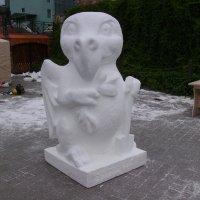 Пенопластовые   скульптуры   Ивано - Франковска :: Андрей  Васильевич Коляскин