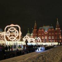 Москва. :: Иван