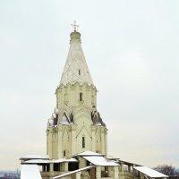 Церковь Вознесения Господня в Коломенском :: Владимир Болдырев