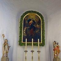 Икона святой Марии, развязывающеи узелки :: Galina Dzubina