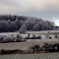 Зима в Предгорье Альп.. :: Эдвард Фогель