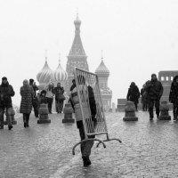 Москва гостеприимная :: Илья Сердитов