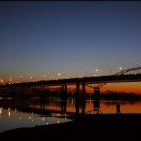 Мост через Белую :: Алексей Патлах