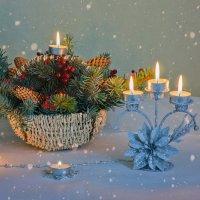 Рождественская сказка. :: Галина