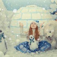 снег пошел! :: trutatiana .