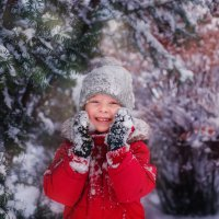 Зимушка-зима :: Екатерина Савёлова