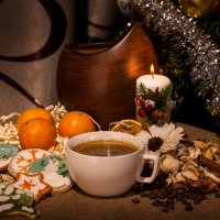 Новогодний кофе :: Anatoliy Pavlov