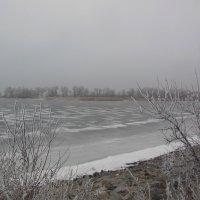 Каховское водохранилище(Днепр) :: Ирина Диденко