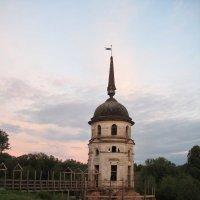 Сторожевая башня монастыря :: Алексей Хохлов