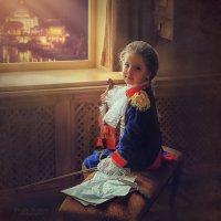 Маленький Паганини :: Denis Tolimbo Volkov