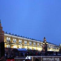 Новогодняя Москва :: lady-viola2014 -