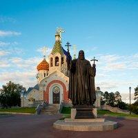 Храм Святого Благоверного князя Игоря Черниговского — соборный храм в посёлке Переделкино в Москве. :: —- —-