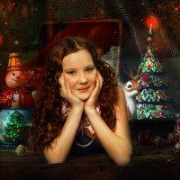 Новогодняя сказка :: Anastasiya Ageeva