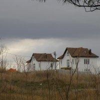 Новые домики на Муромской улице :: Александр Рыжов
