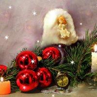 Время сказок и чудес!Друзья всем волшебного Рождества! :: Павлова Татьяна Павлова