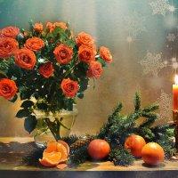 Зажгите на Сочельник свечи... :: Валентина Колова