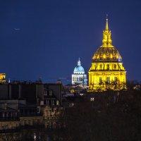 Париж,вид на Дом инвалидов :: Наталия
