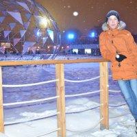 Каток :: Елена Силаева