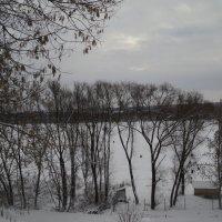 Река Ока в Коломне. :: Ольга Кривых