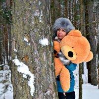 Кто не спрятался я не виновата! :: Михаил Столяров