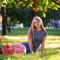 Просто уходило лето :: Андрей Ильин