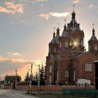 Храм в честь Благовещения Пресвятой Богородицы :: Николай Масляев