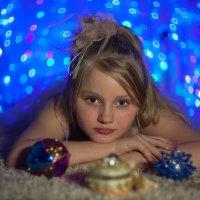 Новогодняя сказка :: Андрей Ильин